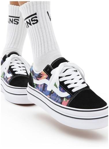 Vans Vans Lifestyle Ayakkabı Siyah Siyah